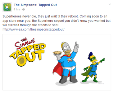 superhero facebook taser