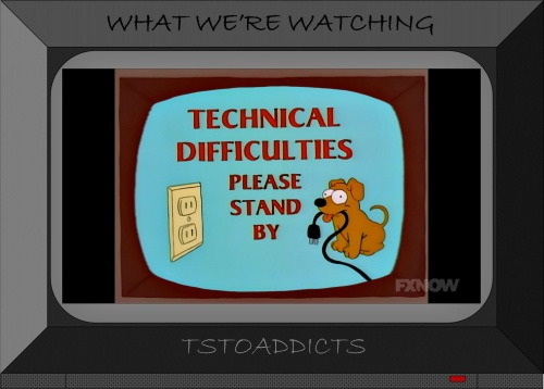 Technical Difficulties Simpsons