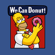 Tee Public We Can Donut Shirt