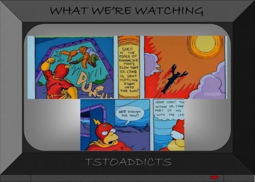 Dr. Crab Simpsons