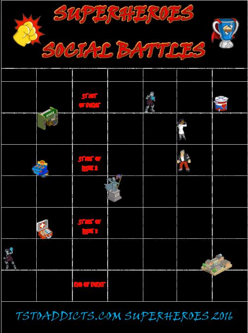 Social Calendar Updated