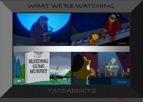 Bleeding Gums Murphy Simpsons