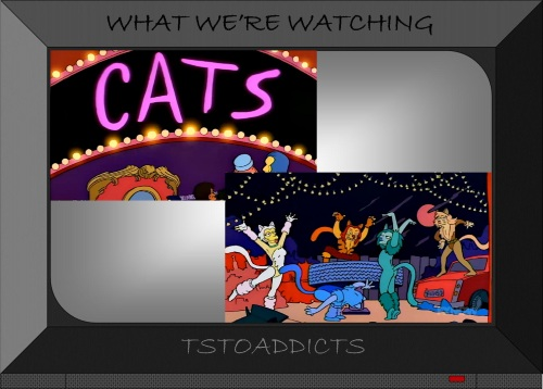 CATS the Musical Simpsons