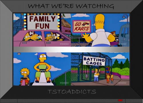 Family Fun Center Simpsons