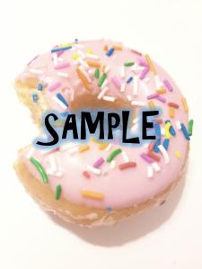 Sample Donut Word