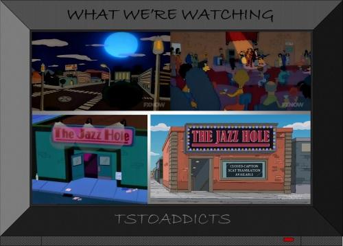 The Jazz Hole Simpsons