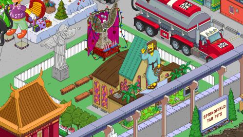 TSTO Cristo of Springfield