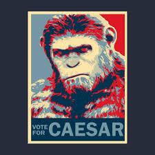 Vote for Caesar