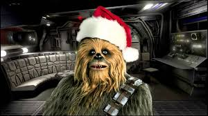 christmas-wookiee