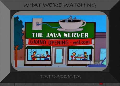 the-java-server-simpsons