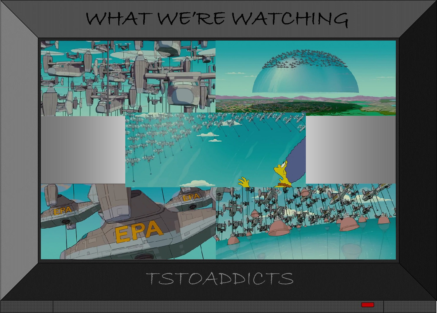 Where Did That Come From Russ Cargill Deep Dome Drill Epa Hoverjet Epa Truckthe Simpsons Tapped Out Addictsall Things The Simpsons Tapped Out For The Tapped Out Addict In All