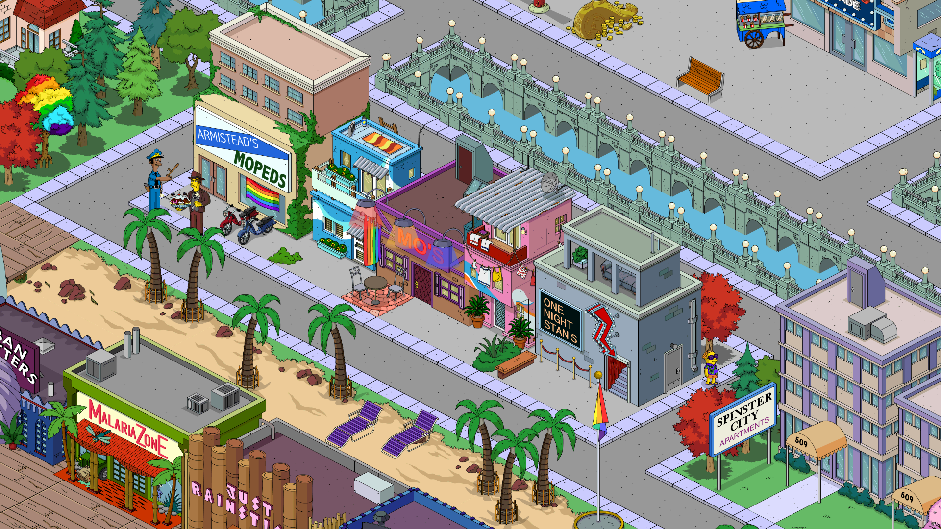 how to add friends on tapped out 2017