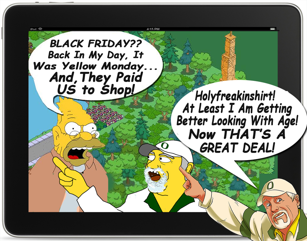 Happy Hump Day Let The Holidays Begin Black Friday Editionthe Simpsons Tapped Out Addictsall Things The Simpsons Tapped Out For The Tapped Out Addict In All Of Us
