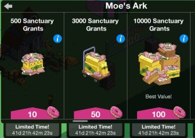 Moe's Ark Is Live! Act 1 Details and Rundown (Updated and