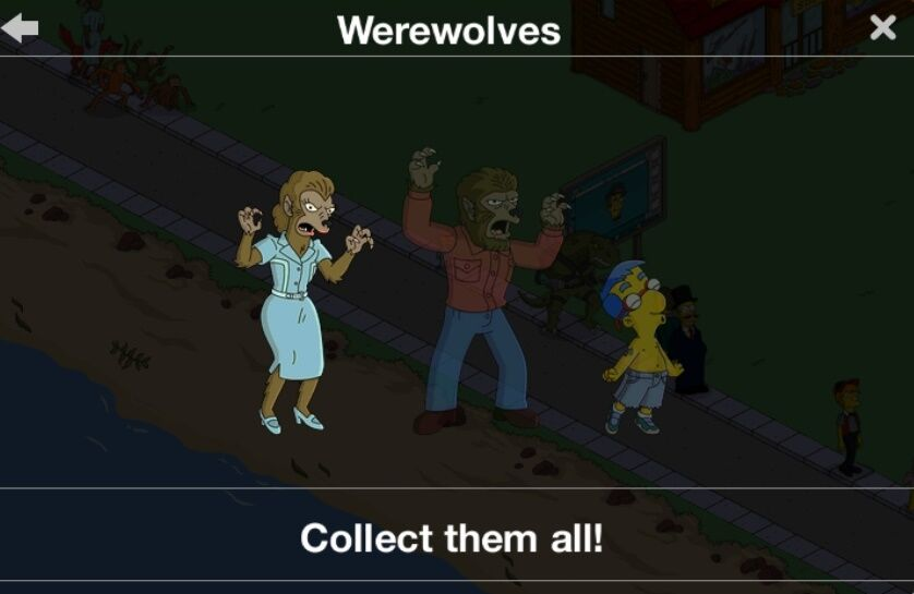 Treehouse of Horror XXIX – Act 2 Prize Guide – She-WolfThe