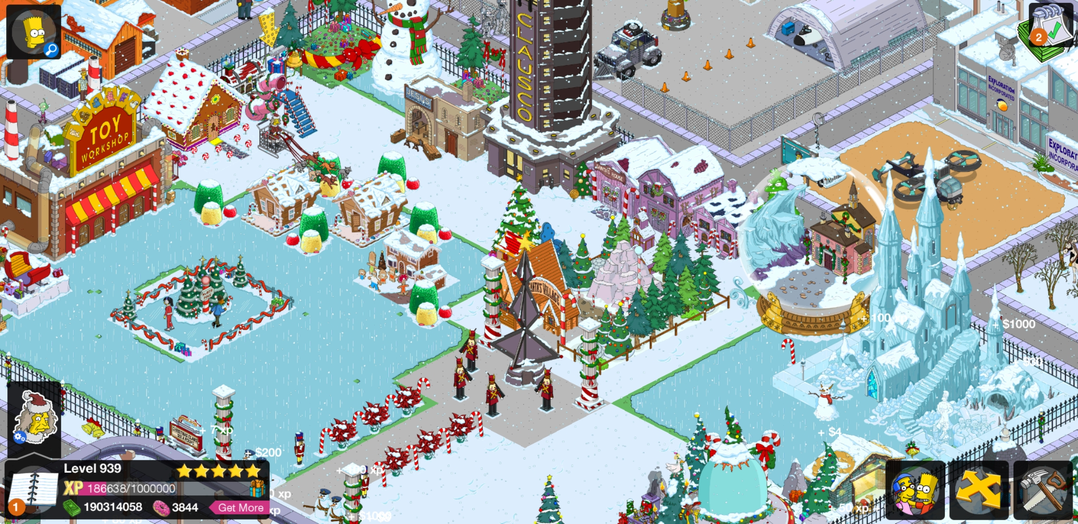 Tsto Christmas 2019 All Things The Simpsons Tapped Out for the Tapped Out Addict in